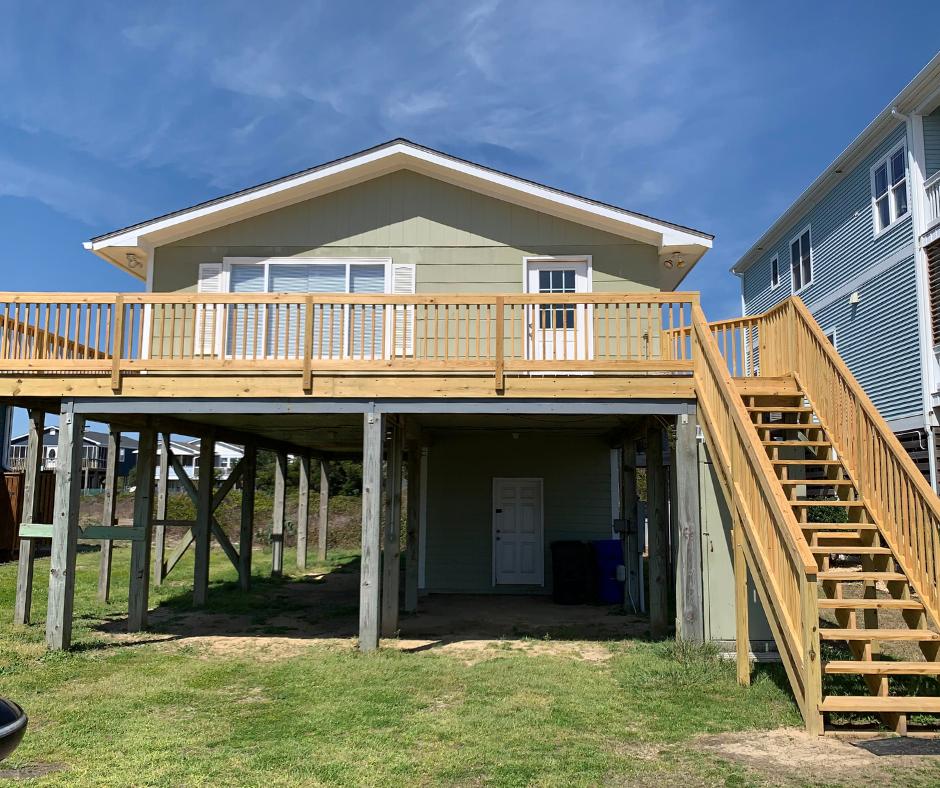 2504 W Beach Drive Oak Island Long Term Rental Property