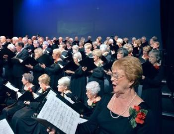 Sea Notes Choral Society Concert