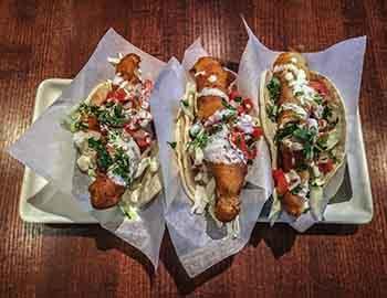 Fresh Baja Tacos