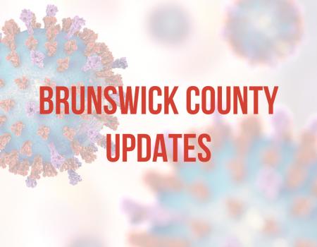 Brunswick County NC COVID-19 Updates