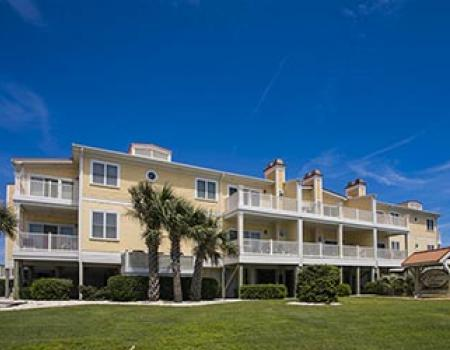 Yaupon Dunes community in Oak Island, NC