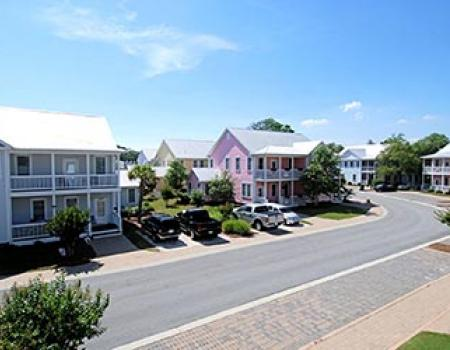 Marina Village community in Oak Island, NC
