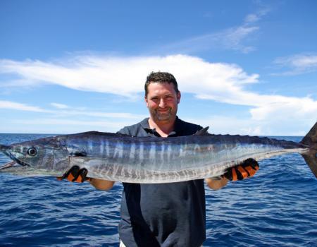 wahoo fishing north carolina, southport wahoo fishing, oak island wahoo fishing
