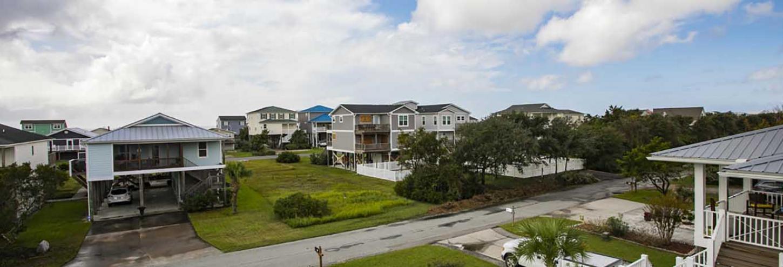 Fourth Row Rentals Oak Island, NC