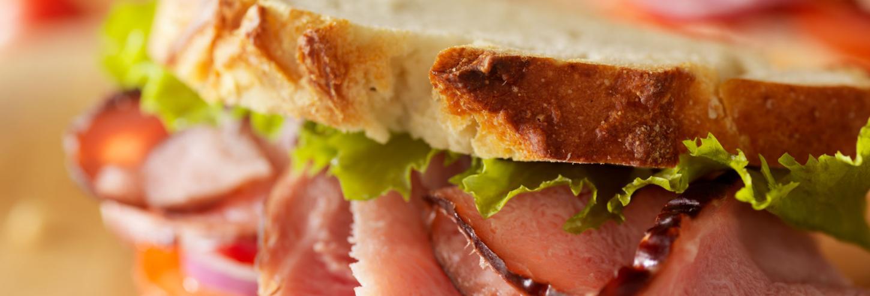 premium deli sandwich