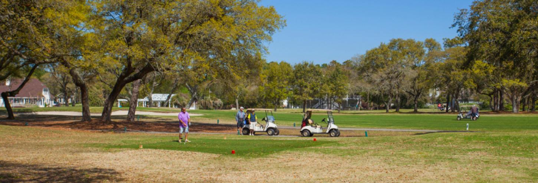 Oak Island Golf Club in Caswell Beach Oak Island NC
