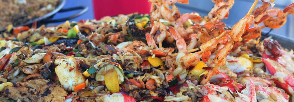 southport seafood festival, oak island seafood festival