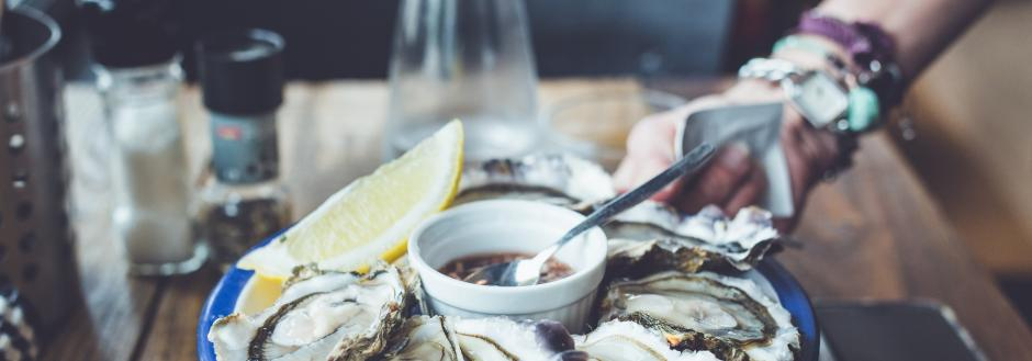 Oyster Season in Eastern NC