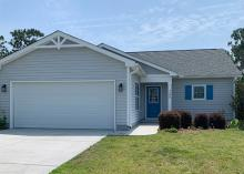 Southport long term rental home NC