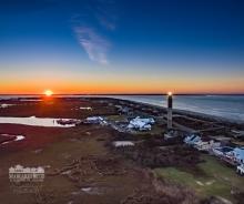Oak Island's light house