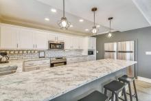 Desiderata West Beach Oak Island Vacation Rental Home with Amazing Kitchen