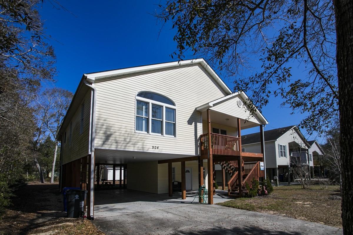 oak island home rentals